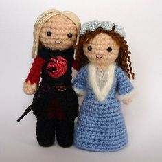 Game of Thrones crochet