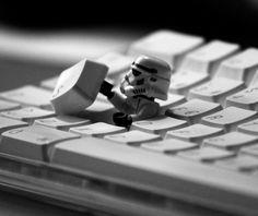 lego and keyboard