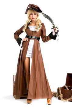 Pirate costume female gothic victorian dress halloween costumes haloween adult costumes victorian halloween costumes medieval Alternative Measures