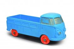 Tomte VW Pick-up serie 1:19