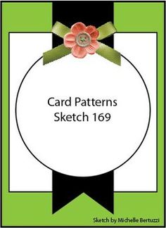 Rita's Creations: with Card Patterns 169 Card Making Inspiration, Making Ideas, Scrapbook Cards, Scrapbooking, Scrapbook Layouts, Scrapbook Sketches, Scrapbook Patterns, Pattern Sketch, Cricut Cards