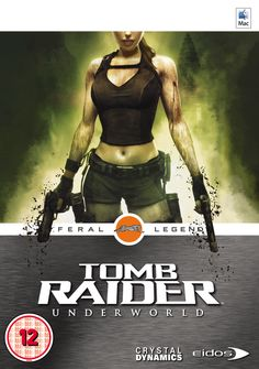 Mac Digital Download - Tomb Raider: Underworld. Available to buy, download and play now!