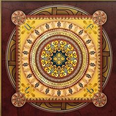 5D Diamond Embroidery Mandala diy Diamond Painting Kit Universe Meditation Mandala Series Cross-Stitch Wall stickers Decoration