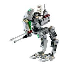 Lego Star Wars 7250 - Clone Scout Walker