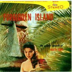 "Martin Denny ""Forbidden Island"", 1958"