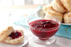 30 Minutes to Homemade SURE.JELL Raspberry-Blueberry Freezer Jam recipe