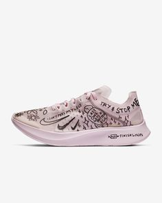 97c9029f9c7 Nike Zoom Fly SP Fast Nathan Bell Running Shoe Tempo Run