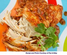 Weight Loss Recipe: Cilantro Lime Chicken, Slow Cooker Style | BeLiteWeight