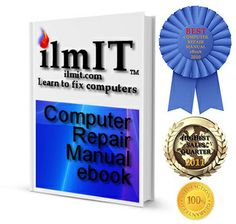 Computer Repair Manual. IT Support Services Business Guide