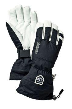 Army Leather Heli Ski Gloves - Black – All Weather Goods.com