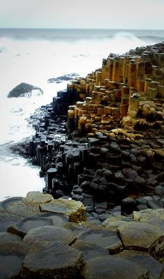 Giant´s Causeway, Northern Ireland; Click to see the Best Places in Ireland and Northern Ireland cityseacountry.com