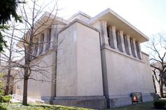 Architecture for our Spirit and Soul - Sacred Buildings: Unity Temple by Frank Lloyd Wright