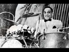 "Chick Webb - STOMPIN' AT THE SAVOY You Can't beat chick. He had Ella Fitzgerald and he used to be Gene Krupa at the ""Battle of the Drummers."""