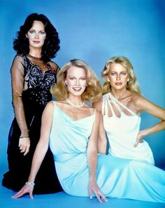 Publicity Photos Season 4 from our website Charlie's Angels 76-81 - http://ift.tt/2tcR2CO