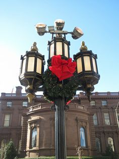 Christmas in Nob Hill, SF
