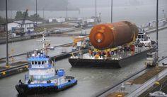 Un buque chino inaugurará el 26 de junio el ampliado Canal de Panamá