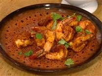 Spice up your New Years with seared shrimp