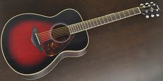 YAMAHA / FS720S DSR Acoustic Guitar Free Shipping! δ