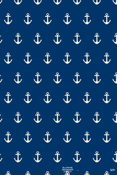 AST & DG sugar ~ free anchor iphone wallpaper from sloane ranger!: