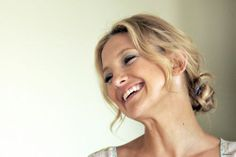 Kate Hudson's smile inspires me to be happier!