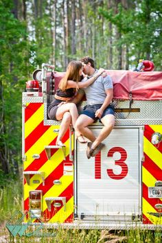 Ideas for firefighter engagement pictures Peterson Peterson Austin Firefighter Engagement Pictures, Firefighter Wedding, Engagement Photo Poses, Engagement Inspiration, Engagement Couple, Engagement Photography, Country Engagement, Engagement Shoots, Wedding Engagement