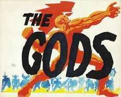 Cap'n's Comics: Another Cool Jazz Riff by Jack Kirby