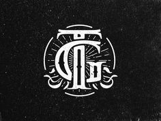 TG Monogram by Egoshin Vova