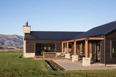 Clutha River House Chris Norman Architecture » Archipro