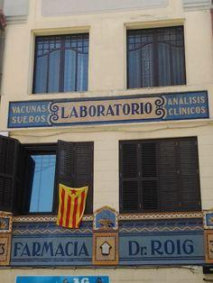 Farmacia Dr Roig, El Raval