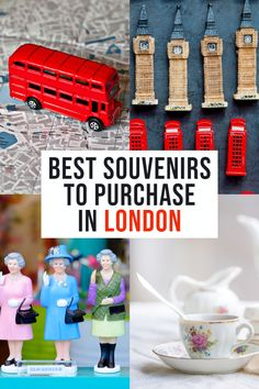 The BEST Souvenirs to Bring Home from London! Looking for the best souvenirs to purchase in London? This list has London Souvenirs, Travel Souvenirs, Oxford England, London England, European Vacation, European Travel, Yorkshire England, Cornwall England, Yorkshire Dales