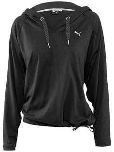 Workout sweatshirt