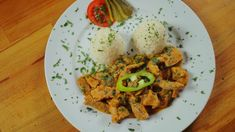 Se nem pörkölt, se nem ragu. Tokány! Hungarian Recipes, Hungarian Food, Recipies, Curry, Meat, Chicken, Dinner, Ethnic Recipes, Kitchen