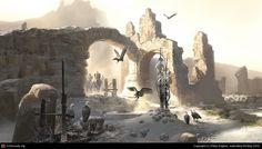 saltmine by Peter Popken | 2D | CGSociety