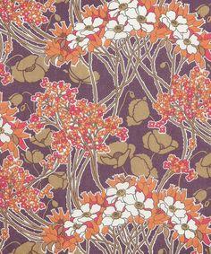 Hazel B Tana Lawn, Liberty Art Fabrics. Shop more from the Liberty Art Fabrics online at Liberty.co.uk