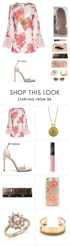 """Purity"" by junhui ❤ liked on Polyvore featuring Alice McCall, BillyTheTree, Yves Saint Laurent, NARS Cosmetics, Anatomy Of, Boohoo, Bloomingdale's, Tiffany & Co. and Gucci"