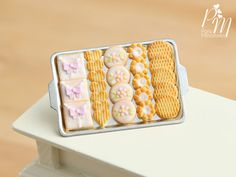 Assorted Butter Cookies By Paris miniature    ♡ ♡