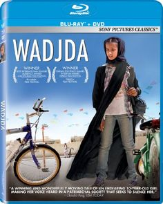Availability: http://130.157.138.11/record=b3874957~S13  Wadjda. A fun-loving 10-year-old girl living in Saudi Arabia, has her heart set on a beautiful new bicycle. However, her mother won't allow it, fearing repercussions from a society that sees bicycles as dangerous to a girl's virtue. Determined to turn her dreams into reality and buy the bike on her own