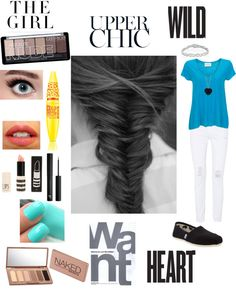 """school outfit"" by ownthatponytail ❤ liked on Polyvore"