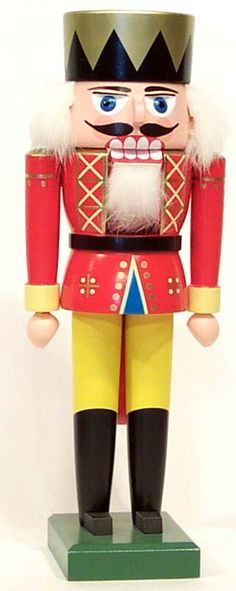 Nutcracker...love these guys.  Place them on my mantle and create tablescapes with them....