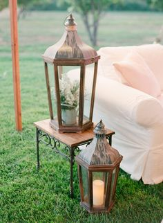 Lantern Decor ceremony/lounge site Mismatch of lanterns with candles at night and flower during the day ? Marquee Wedding Receptions, Wedding Ceremony, Lanterns Decor, Wedding Songs, Wedding Inspiration, Wedding Ideas, Wedding Flowers, Wedding Planning, Wedding Decorations