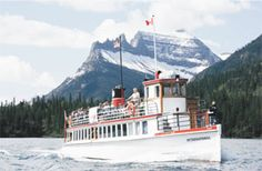 Waterton Lake Shoreline Cruise