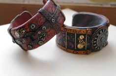 Polymer Clay - SteamPunk inspired...