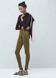 Jeans high waist skinny   MNG