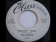 The Satelittes - Heavenly Angel    JUL '58