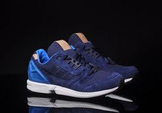 Adidas ZX 8000 Indigo/Pool Blue