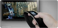 Baand Remote - IDKUL - Interaction designer Kristian Ulrich Larsen