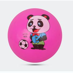 5PCS 15cm Toys Ball Kids Animals cartoon sports Inflatable Toy PVC Plastic outdoor indoor Ball Children Baby girl  boy Christmas #Affiliate