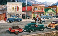 Along the Yukon 300pc Jigsaw Puzzle