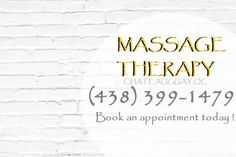 Book an appointment today !