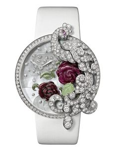 Cartier Jewelry | Jewelry Watches with Animal Kingdom Motifs by Cartier – The ...